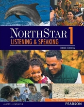 کتاب زبان NorthStar 1 : Listening and Speaking+CD+DVD 3rd Edition