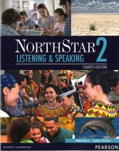 کتاب زبان NorthStar 2 : Listening and Speaking+CD+DVD 4th Edition