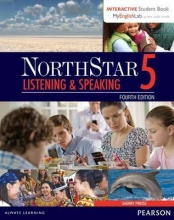 کتاب زبان NorthStar 5 : Listening and Speaking+CD+DVD 4th Edition
