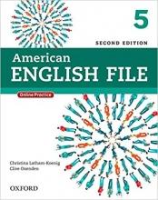 کتاب آموزشی امریکن انگلیش فایل American English File 2nd Edition: 5