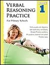 کتاب زبان Verbal Reasoning Book 1