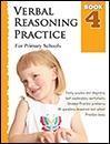 کتاب زبان Verbal Reasoning Book 4