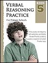 کتاب زبان Verbal Reasoning Book 5