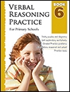 کتاب زبان Verbal Reasoning Book 6