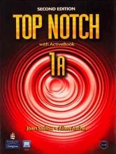 کتاب آموزشی تاپ ناچ ویرایش دوم Top Notch 1A+CD 2nd edition