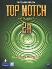 کتاب آموزشی تاپ ناچ ویرایش دوم Top Notch 2A+CD 2nd edition
