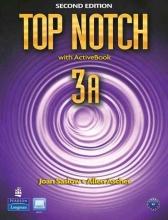 کتاب آموزشی تاپ ناچ ویرایش دوم Top Notch 3A+CD 2nd edition