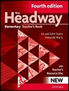 New Headway Elementry:Teaches Book+CD 4th edition