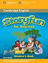 کتاب زبان English Story Fun for starters with cd