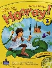 کتاب هیپ هیپ هورای ویرایش دوم Hip Hip Hooray 3 Student Book & Workbook 2nd Edition with CD