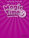 کتاب زبان Magic Time 1 (2nd) Teachers Book