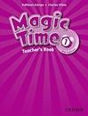 کتاب زبان Magic Time 1(2nd) Teachers Book