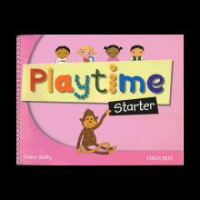 کتاب زبان PlayTime starter s.b+w.b+1cd+dvd