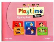 کتاب زبان (playtime big story book(starter