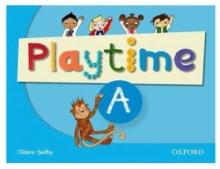 کتاب زبان playtime (A) S.B + W.B+CD+DVD