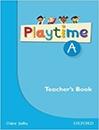 کتاب زبان PlayTime A teachers book