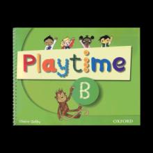 کتاب زبان playtime (B) S.B + W.B+CD+DVD