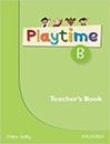 کتاب زبان PlayTime B teachers book