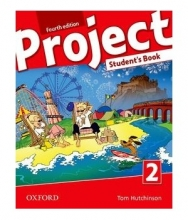 کتاب زبان Project 2 fourth edition s.b+w.b+dvd+cd