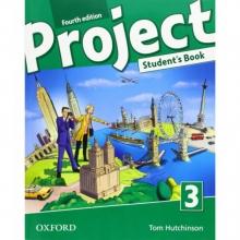 کتاب انگلیسی پروجکت ویرایش چهارم Project 3 fourth edition s.b+w.b+dvd+cd