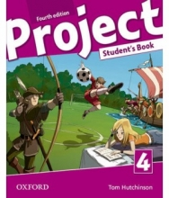 کتاب زبان Project 4 fourth edition s.b+w.b+dvd+cd