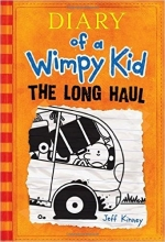 کتاب زبان Diary of a Wimpy Kid: The Long Haul