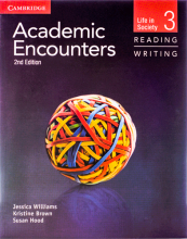 کتاب زبان Academic Encounters Level 3 Reading and Writing