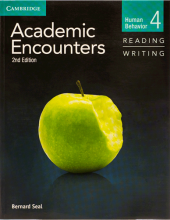 کتاب زبان Academic Encounters Level 4 Reading and Writing