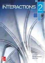 کتاب زبان Interactions Level 2 Reading 6th Edition