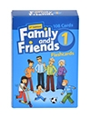 فلش کارت زبان Family and Friends 1 (2nd)Flashcards