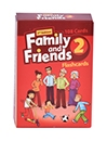Family and Friends 2 (2nd)Flashcards