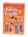 Family and Friends 4 (2nd)Flashcards