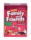 Family and Friends starter (2nd)Flashcards