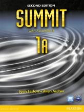 کتاب زبان Summit 1A S.B+W.B+CD ویرایش دوم
