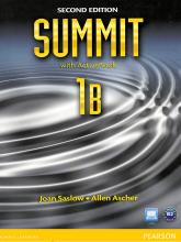 کتاب زبان Summit 1B S.B+W.B+CD ویرایش دوم