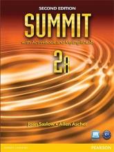 کتاب زبان Summit 2A S.B+W.B+CD ویرایش دوم