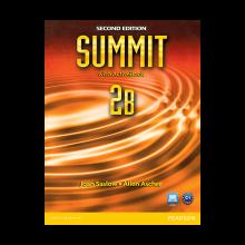 کتاب زبان Summit 2B S.B+W.B+CD ویرایش دوم