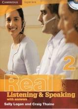 کتاب زبان Cambridge English Skills Real Listening and Speaking 2