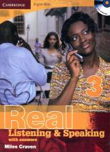 کتاب زبان Cambridge English Skills Real Listening and Speaking 3
