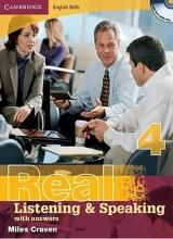 کتاب زبان Cambridge English Skills Real Listening and Speaking 4