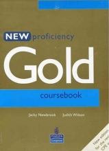 کتاب زبان New Proficiency Gold Course book+Maximiser