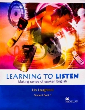 کتاب زبان لرنینگ تو لیسن  Learning to Listen 1