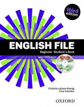 کتاب آموزشی انگلیش فایل ویرایش سوم (English File beginner (3rd