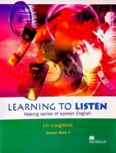 کتاب زبان لرنینگ تو لیسن Learning to Listen 2