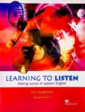کتاب زبان لرنینگ تو لیسن  Learning to Listen 3