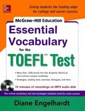 کتاب زبان Essential Vocabulary for the TOEFL® Test+CD