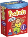 کتاب زبان Pockets 1 Second Edition Flashcards