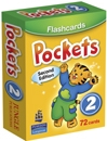 فلش کارت پاکتز Pockets 2 Second Edition Flashcards