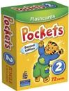 کتاب زبان Pockets 2 Second Edition Flashcards