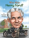 کتاب زبان Who Was Henry Ford?